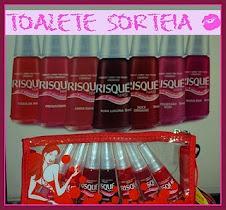 Blog Toalete Feminino  - sorteio 01/05