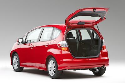 2009 Honda Fit/Jazz
