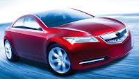 2009 Acura TL Gets AWD : Buzz & Spy Photos