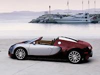2009 Bugatti Veyron Targa Confirmed