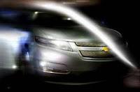 2011-2012 Chevy Volt Spy Photos