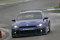 2008 Volkswagen Scirocco Racer Coupe To Debut