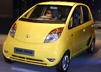 Photo: Tata Nano, The Peoples Car