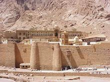 Monasterio de Santa Catalina (Sinaí)