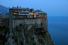 Monasterios en Grecia