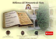 Biblioteca Monasterio de Yuste