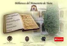 Biblioteca Monasterio de Yuste
