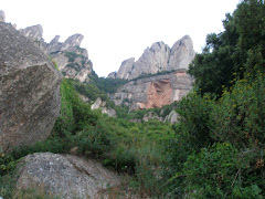 Montaña de Montserrat - Barcelona