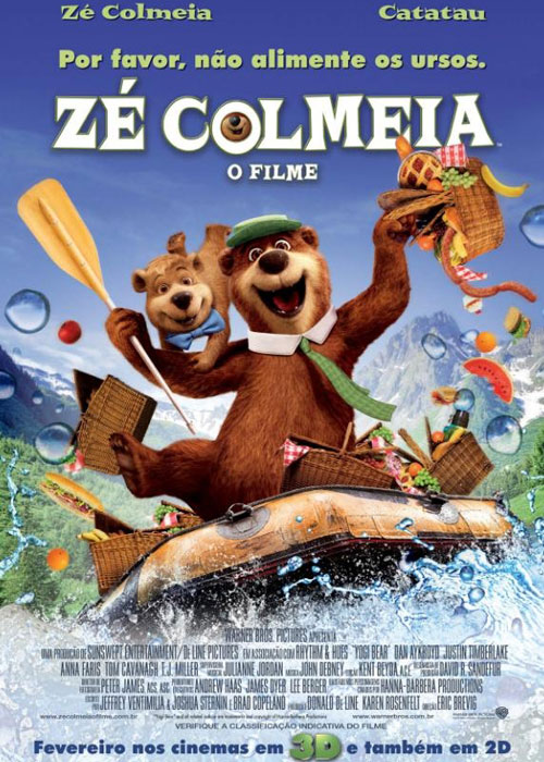 Zé Colméia : O Filme   Dublado