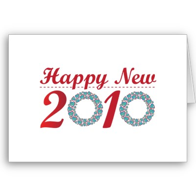 Happy New Year 2010 to Every one - Naresh Kadyan