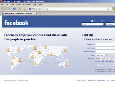 Awas, Facebook Palsu Hadir di Indonesia 3