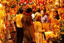Kerst in Delhi