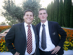 Elder Miller and Elder Sewell