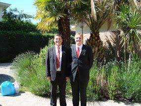 Elder Miller and Elder Jeppson