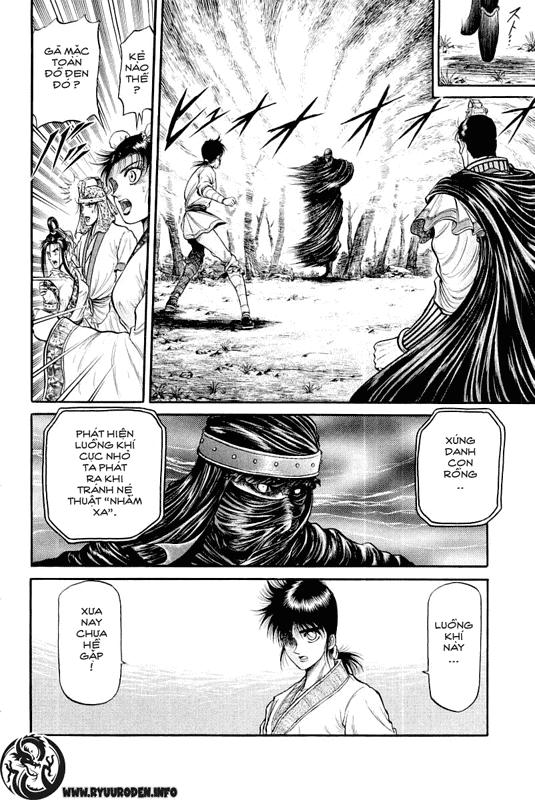Chú bé rồng-Ryuuroden chap 34 Trang 28 - Mangak.info