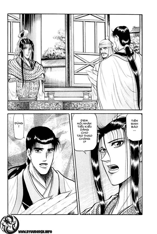 Chú bé rồng-Ryuuroden chap 34 Trang 2 - Mangak.info