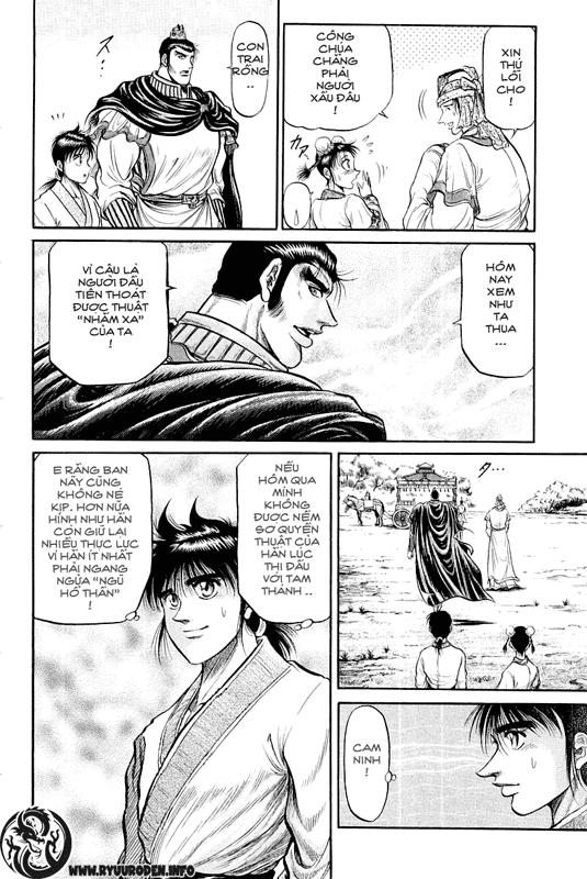 Chú bé rồng-Ryuuroden chap 34 Trang 44 - Mangak.info