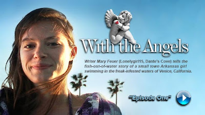 With The Angels by Mary Feuer