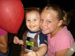 Weston and Auntie Shae-Leigh