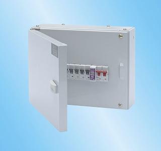 Electricidad 4 27 clase instalaci n del cuadro de for Distribucion cuadros pared