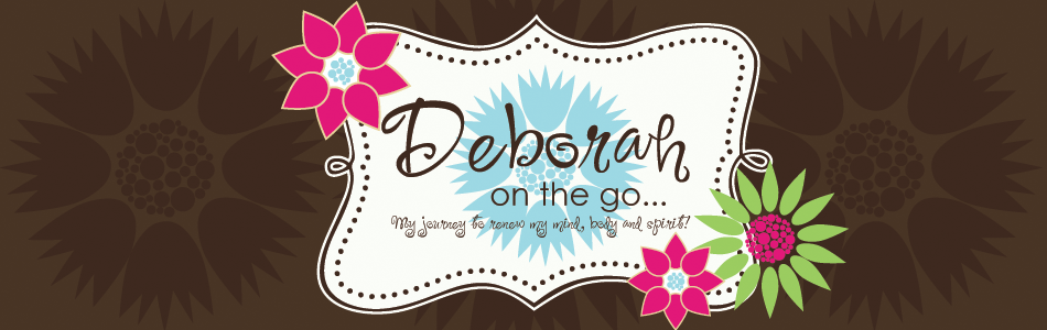 Deborah on the Go