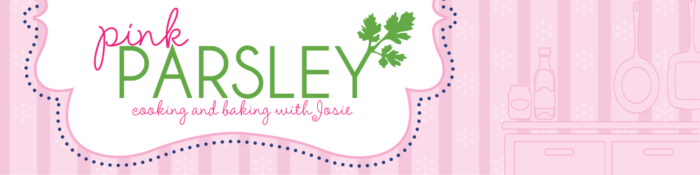 Pink Parsley