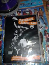 Mercancia De Tokio Hotel Honduras Official