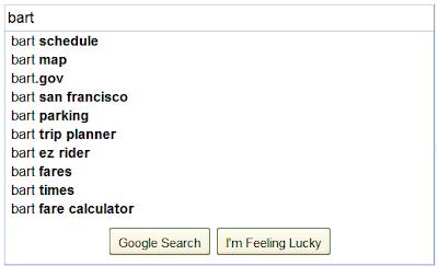 essayez avec cette orthographe google