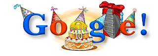 Happy 10th birthday, Google!