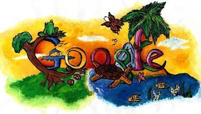 Vítěž soutěže 2009 Google 4 Doodle