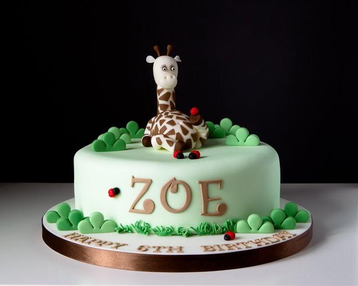 Cake By Lisa Price Giraffe Cake
