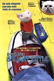 O Pequeno Stuart Little – Dublado