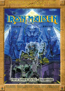 Iron Maiden - Live in Porto Alegre
