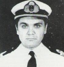 Homenaje al Capitán de Corbeta Sergio Gómez Roca (1942 - 1982)