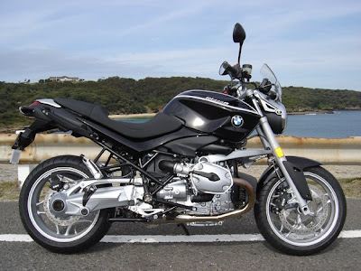 Doubleohtwo 2008 Bmw R1200r Test Ride