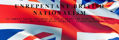 Unrepentant British Nationalism