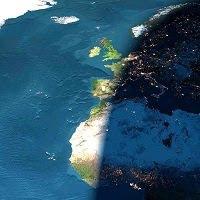 España en medio mundo