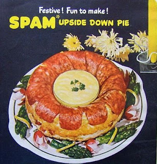 Yeah you know it Spam-pie