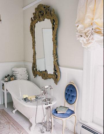 Vintage Rose Studio: Vintage Inspired Bathrooms