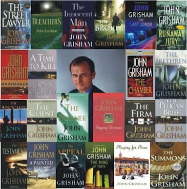 a comprehensive analysis of the client by john grisham Read this full essay on analysis of the client by john grisham analysis  it is  also stating that the world is nothing in comparison to man and is not as complex.