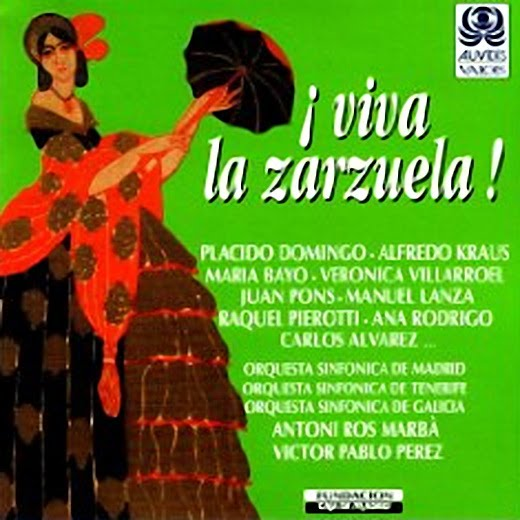 Placido Domingo - De Zarzuela.1994[mp3]