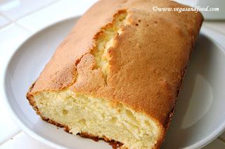 Homemade Sour Cream Pound Cake Vegas And Food