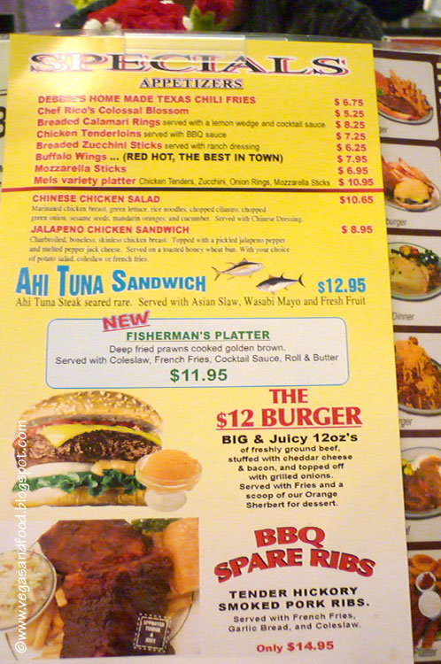Mel's Drive-In - West Hollywood - Vegas and Food