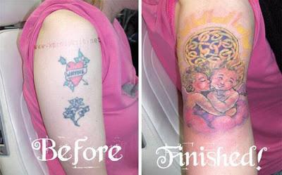 Dövme Değiştirme