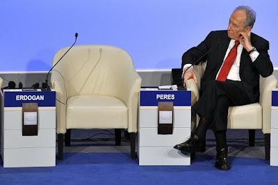 Peres Nereye Bakıyor?