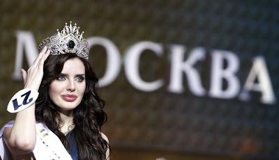 Rusyanın En Güzeli
