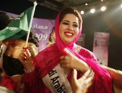 Miss Arap World 2009