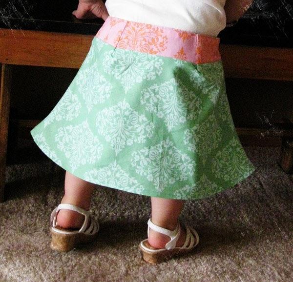closet crafter a line skirt pattern tutorial size 18
