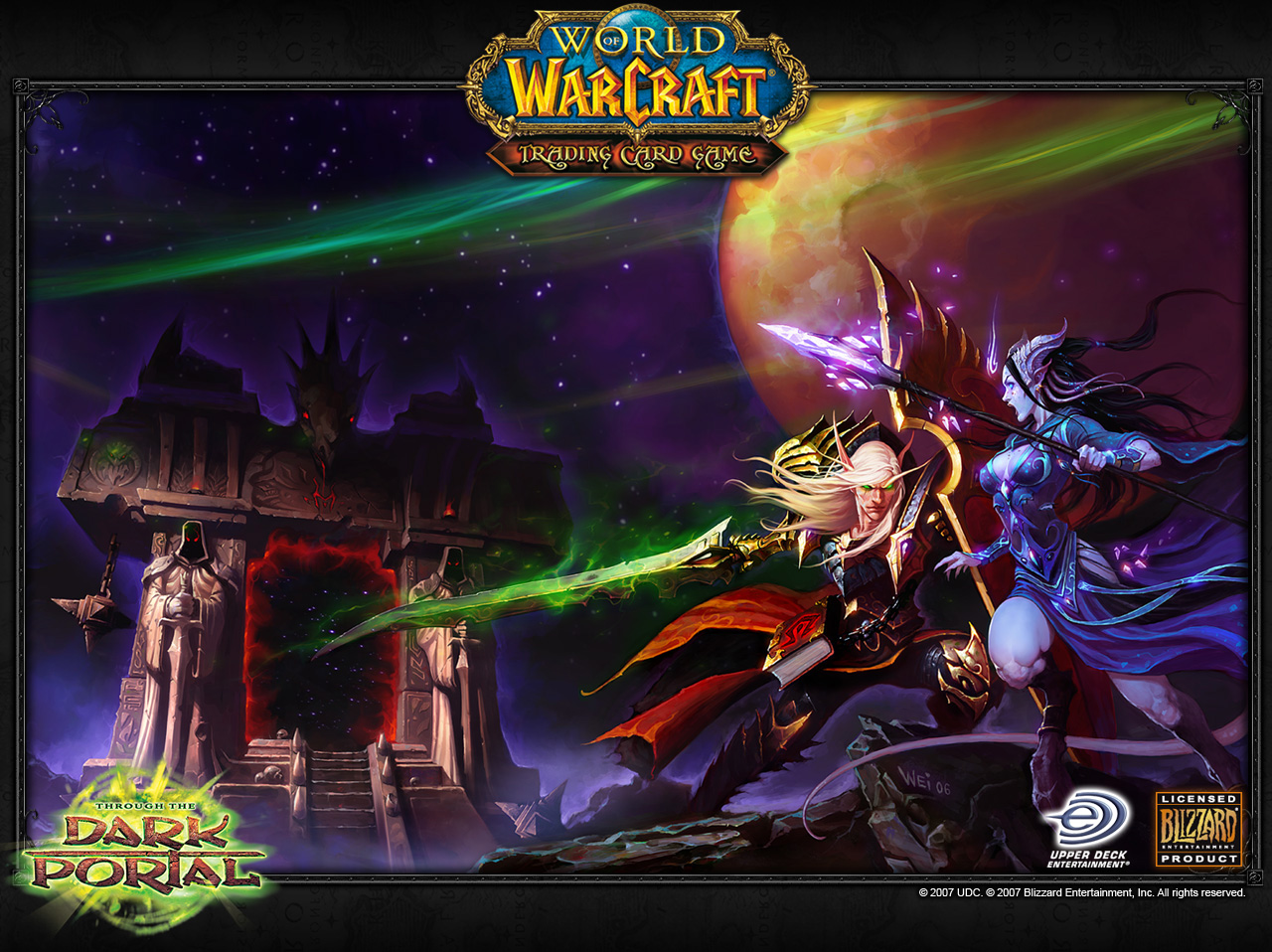 World of warcraft for Wow portent 5 4