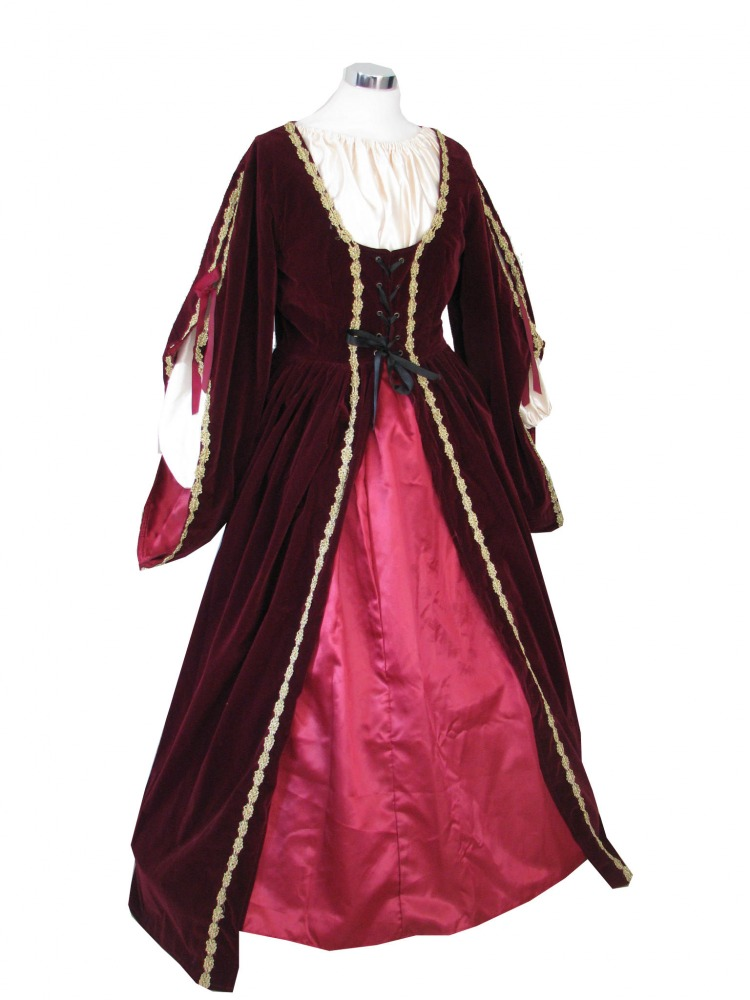 Tudor Clothes - A World History Encyclopedia